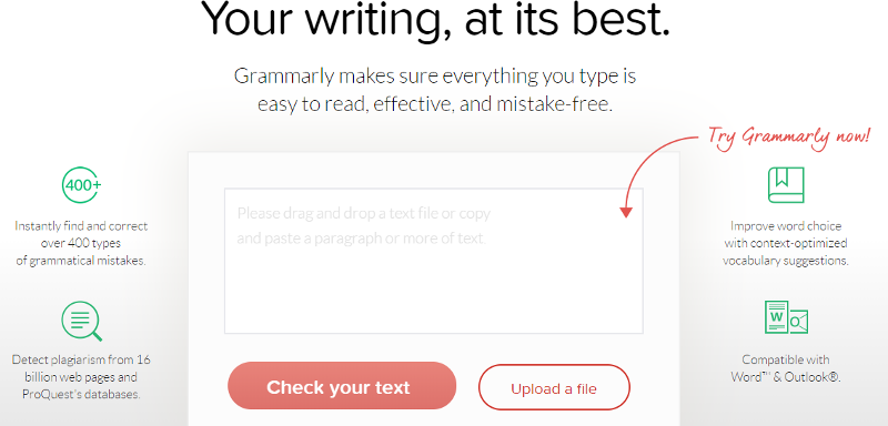 check my english writing online Submit your paper and have it immediately analyzed by dozens of modules that check for plagiarism, grammar errors, spelling mistakes, and much more let our proofreading tool improve your writing paper checker | online proofreader and grammar checker.
