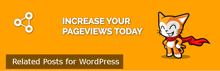 Related Posts for WordPress Plugin image