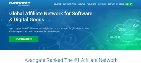 Avangate for Software and Digital Goods
