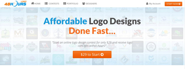 48hourslogo Affordable Custom Logo In Just 48 Hours