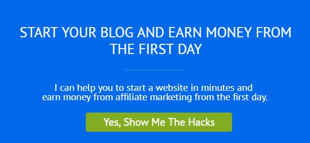 Start Your website campaign Tutorialdeep