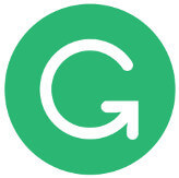 Grammarly english writing logo