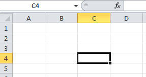 Visit cell of a column you want to select all column cell