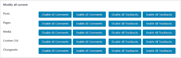 disable comments from setting page of no page comments plugin image