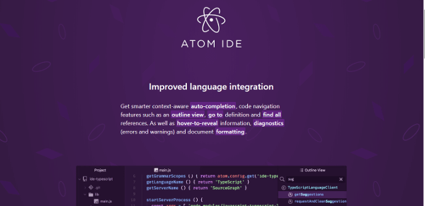 Atom Best IDE Text Editor For Python