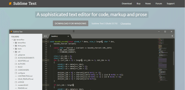 Sublime Best IDE Text Editor For Python