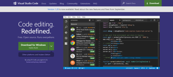 Visual Studio Best IDE Text Editor For Python
