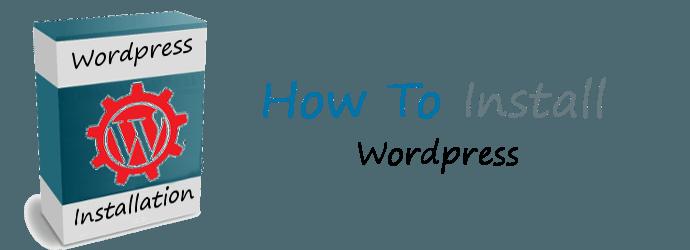 Tutorialdeep Install Wordpress