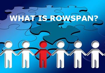 rowspan