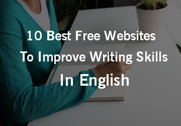 10 best free websites to improve writing skills in English