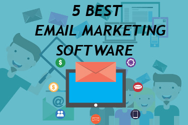 5 Best Email Marketing Software services in 2017